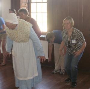 hancock shaker village dance