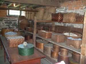 hancock shaker village kitchen