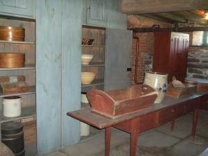 hancock shaker village kitchen 5